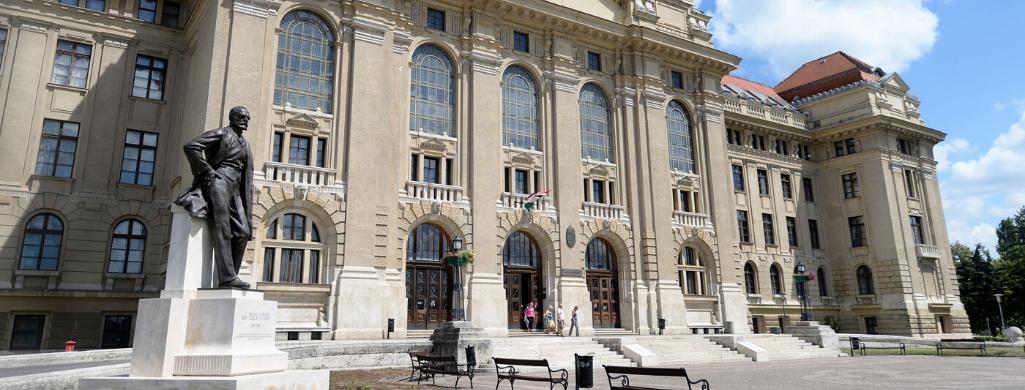 A Debreceni Egyetem felépítése és története