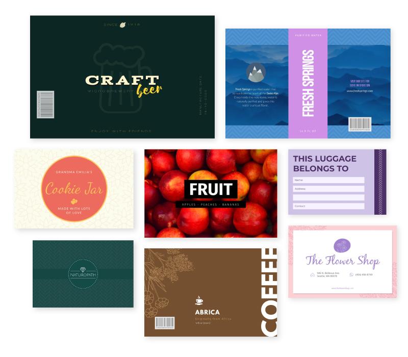 Design címke készítés 5 lépésben