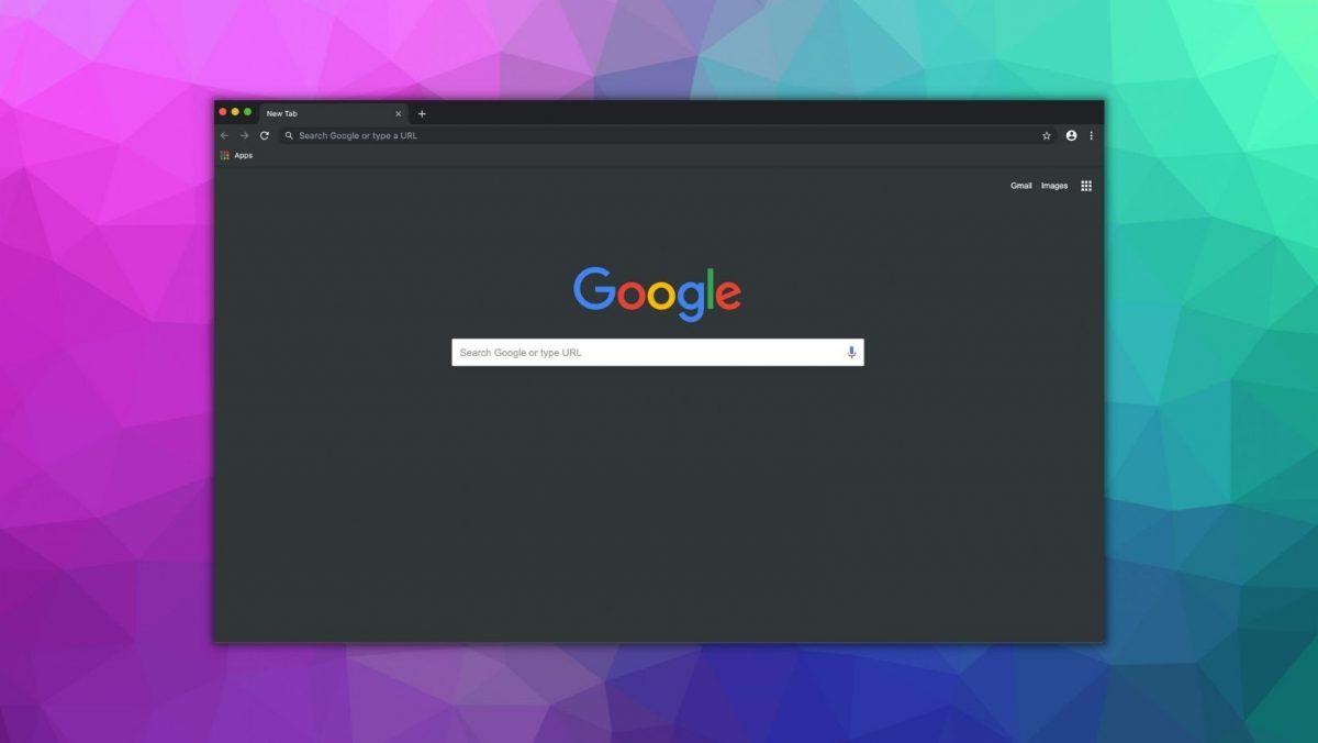 A Google kereső sötét mód végre megérkezett